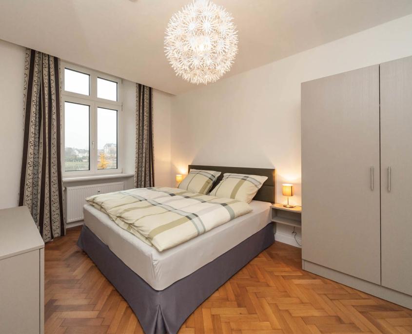 5-Sterne-Ferienwohnung Villa Mosella 1 Schlafzimmer