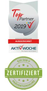 Auszeichnung Aktivwoche Bernkastel-Kues