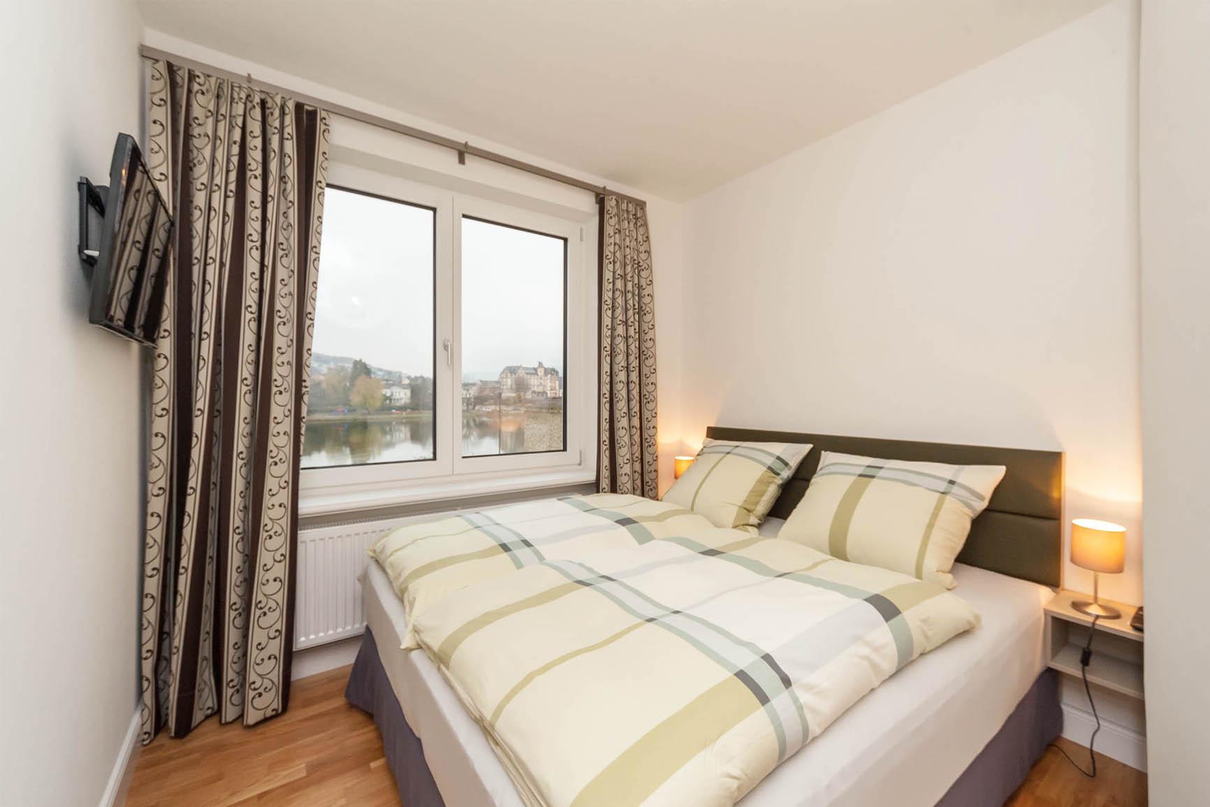 5-Sterne-Ferienwohnung Villa Mosella 3 Schlafzimmer