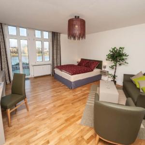 Ferienwohnung Villa Mosella 2 Wohn-Schlafzimmer