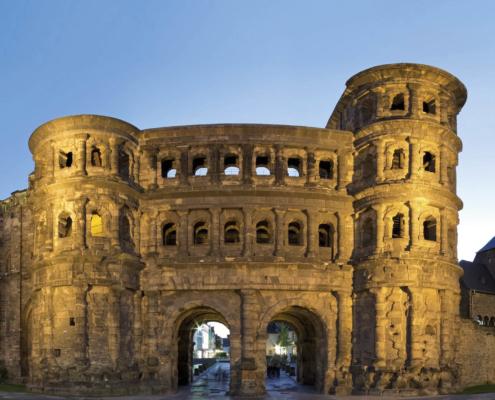 Villa Mosella Porta Nigra Trier