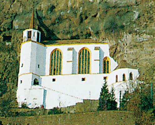 Felsenkirche in der Edelsteinmetropole Idar-Oberstein