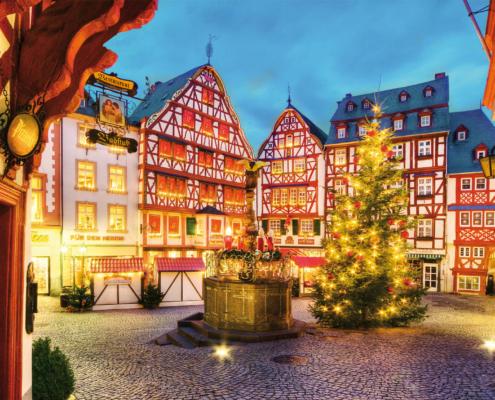 Villa Mosella Weihnachtsmarkt Bernkastel-Kues